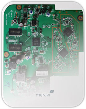 Meraki Cloud Controlled Access Point