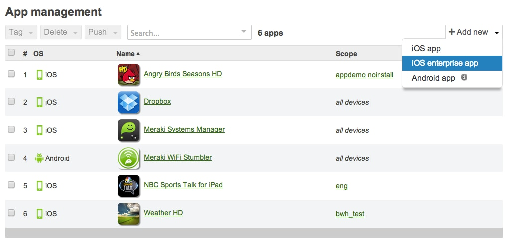 appmanager ios