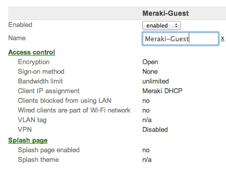 Secure guest access in 3 steps - Cisco Meraki Blog Cisco