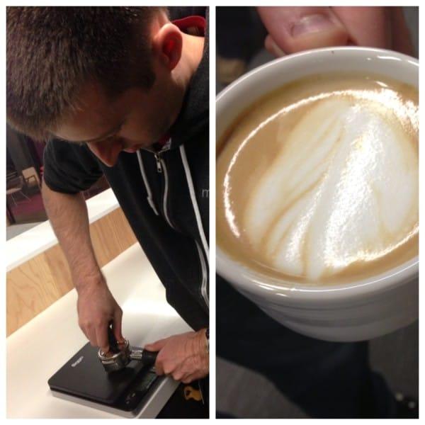 Ben espresso art