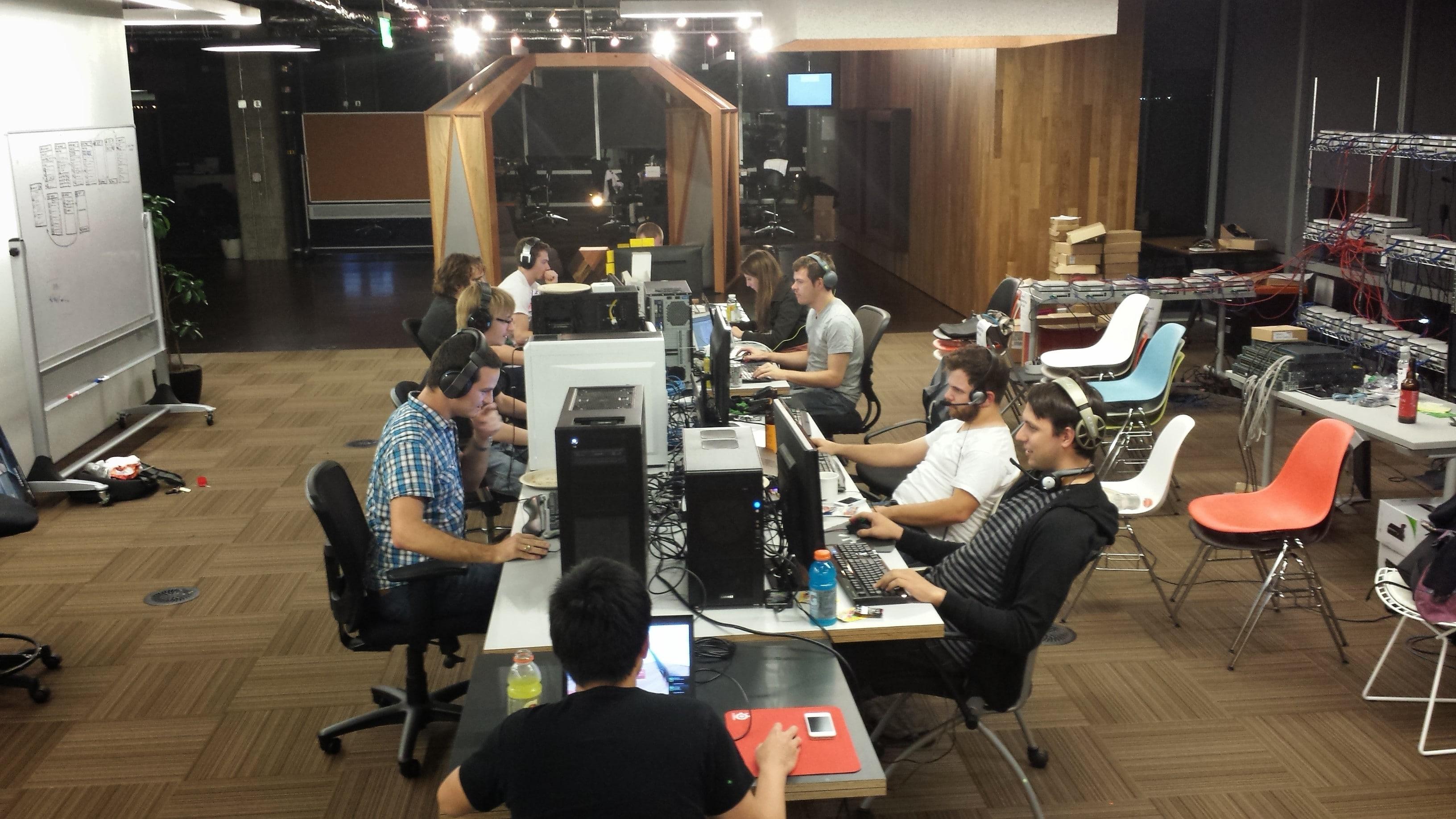 IT technical team