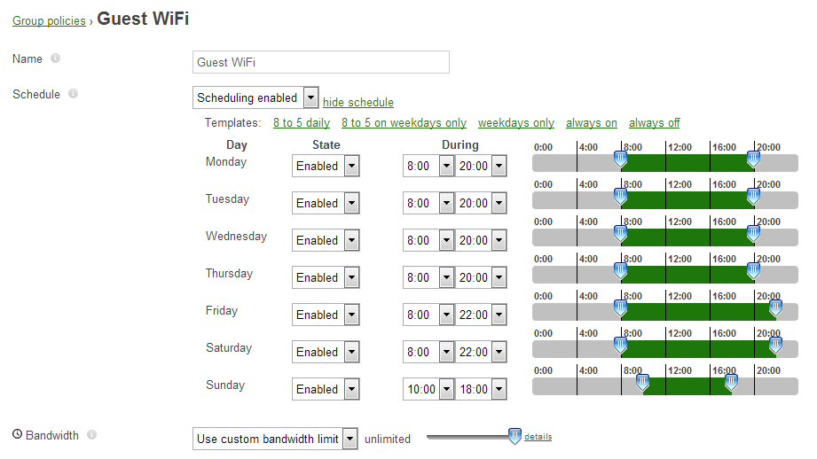 2013 12 20 BP Scheduling