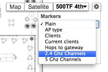 Channelsonmaps