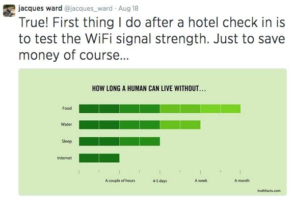 wifi human
