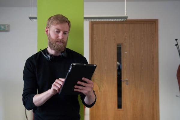 Rob iPad