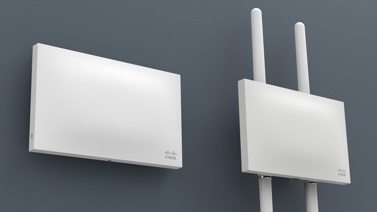 Introducing New 802.11ac Access Points with Beacons