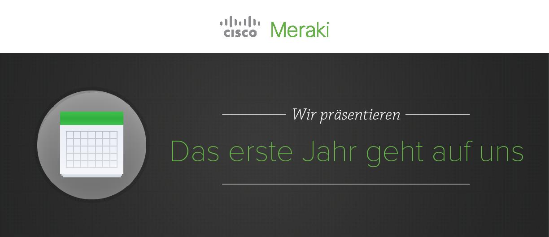Meraki First Year on Us Banner.DE.header