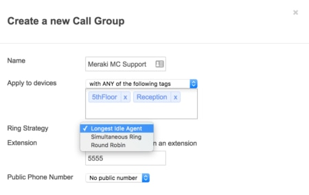 Call Groups