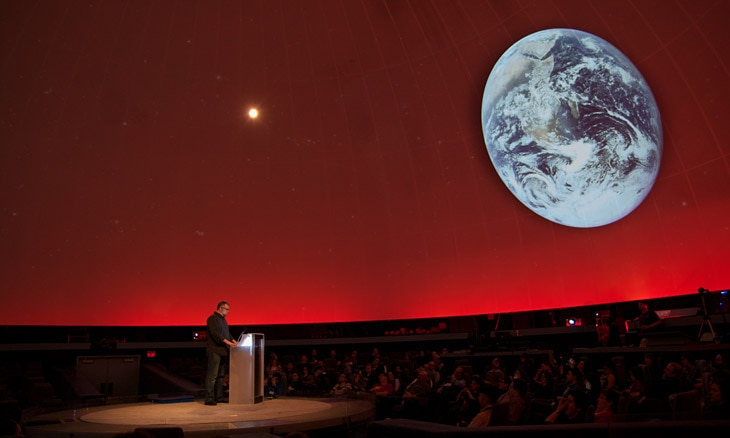 TELUS World of Science - Edmonton- Planetarium
