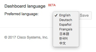 Languages Selector w: Korean and Chinese