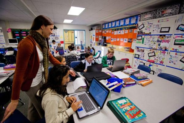 Classroom Laptops