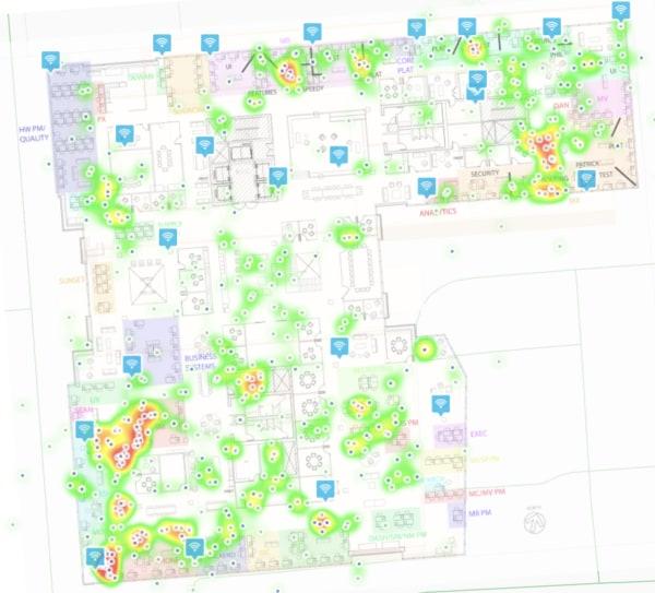 heat maps Archives - Cisco Meraki Blog Cisco Meraki Blog