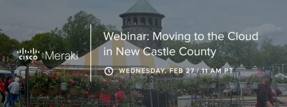 New Castle County Moves to the Cloud
