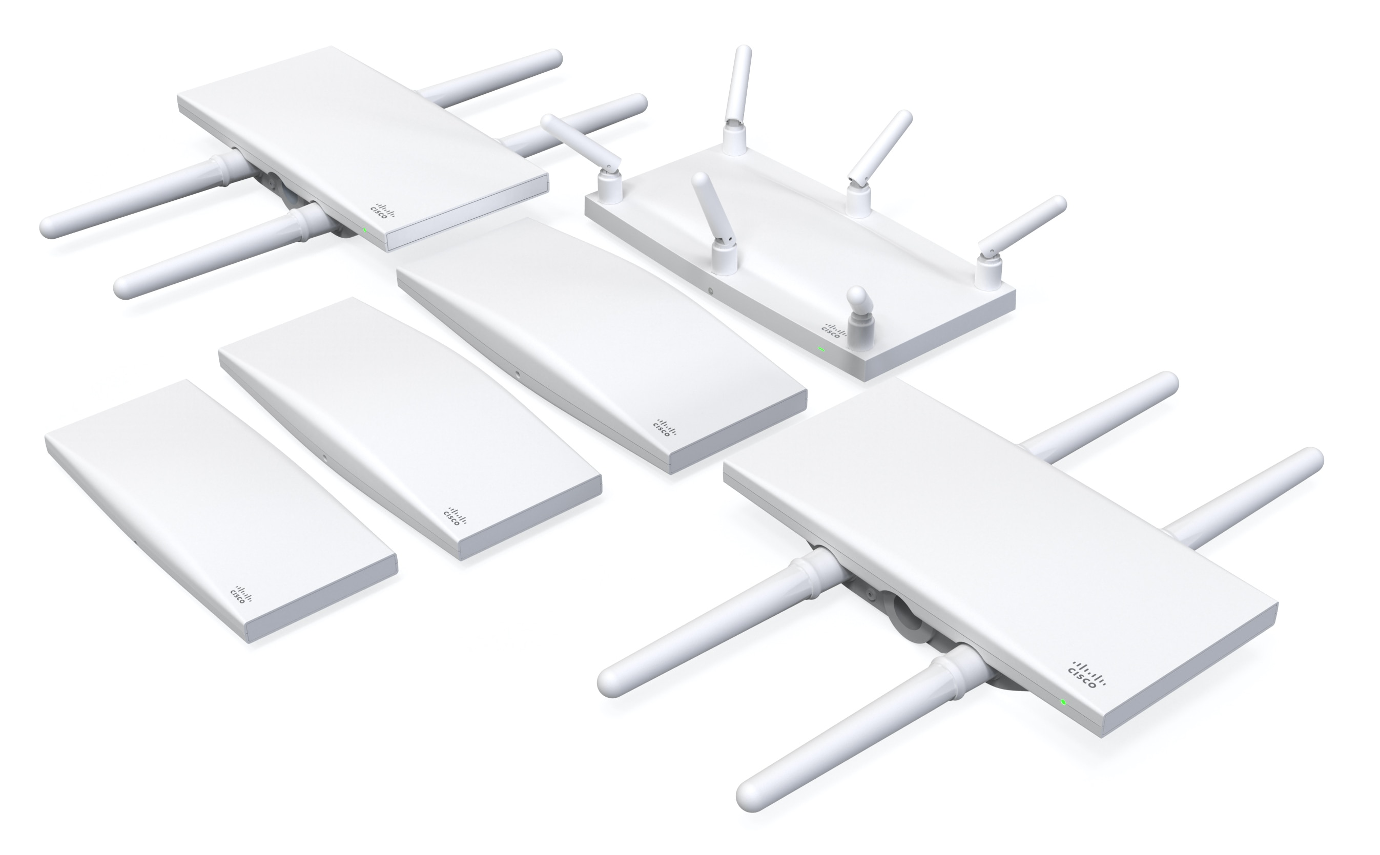 Collection of meraki products