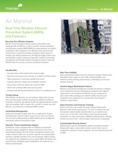 Air Marshal Datasheet