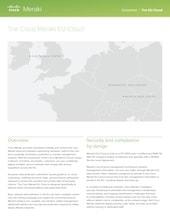 EU Cloud Datasheet