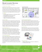 Location Services Datasheet