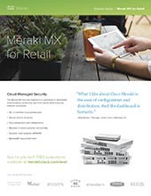 Meraki MX for Retail