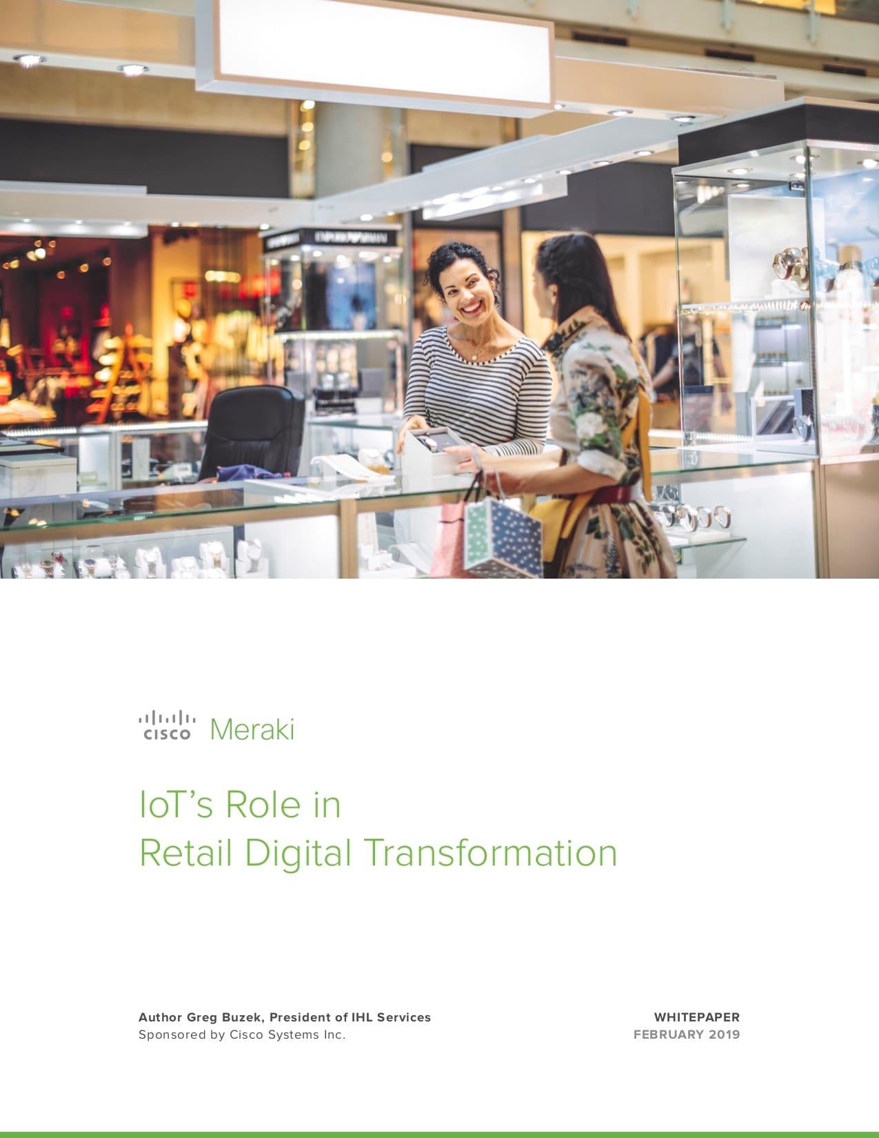 Retail Digital Transformation Whitepaper