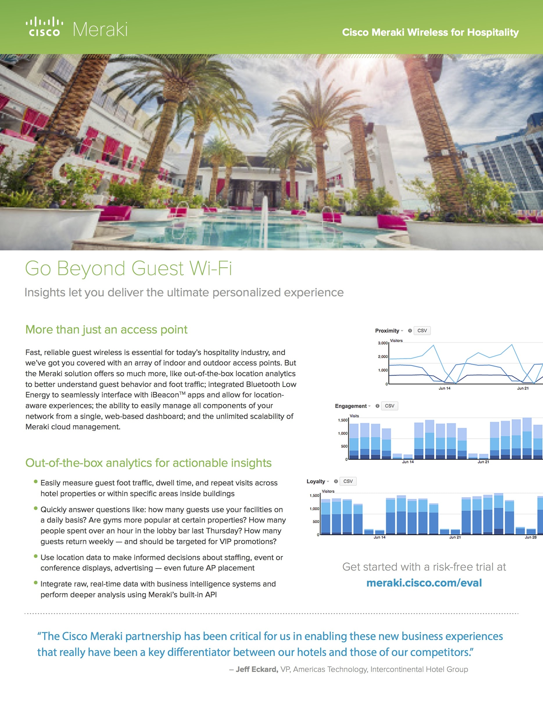Wireless for Hospitality Solution Guide