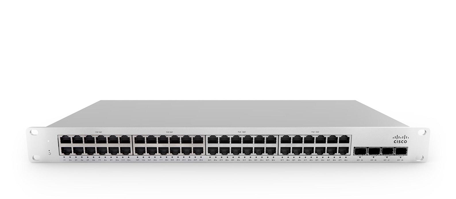 Cisco Meraki MS210-48 Cloud Managed Products