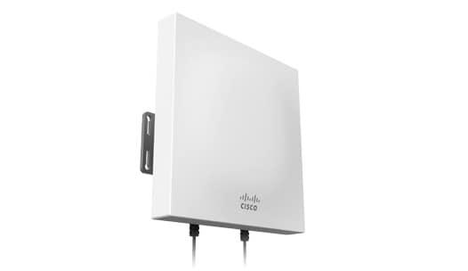 Dual–Band Patch Antenna (8/6.5 dBi Gain)