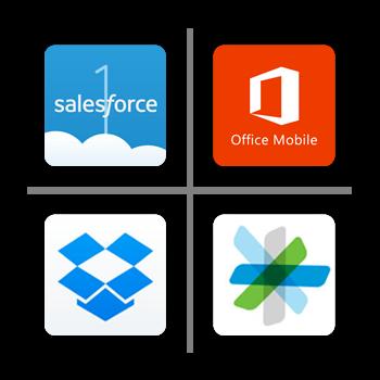Staff apps