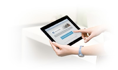 Guest access on an iPad