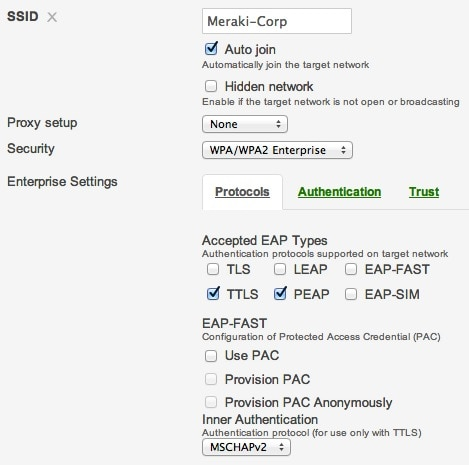 cisco meraki mdm download