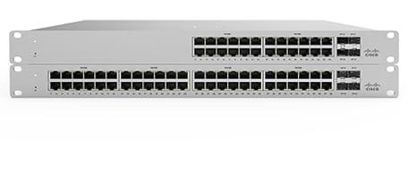 Cisco Meraki Cloud Managed MS120-24 - switch - 24 ports - managed