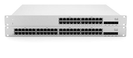 Cisco Meraki Cloud Managed MS210-48FP - switch - 48 ports - managed rack