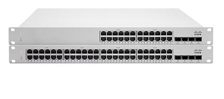 Cisco Meraki Cloud Managed MS250-48FP - switch - 48 ports - managed - rack