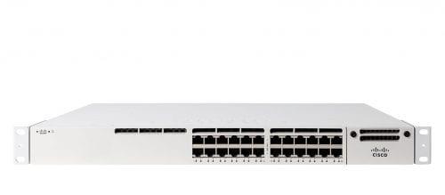 Cisco Meraki Cloud Managed MS390-24 - switch - 24 ports - managed - rack mountable