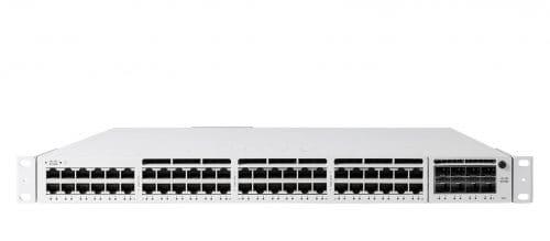 Cisco Meraki Cloud Managed MS390-48 - switch - 48 ports - managed - rack mountable