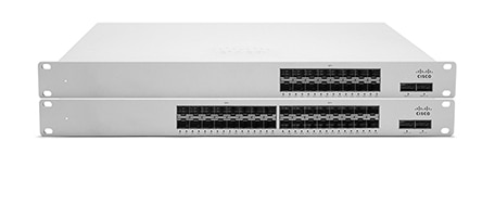 Cisco Meraki Cloud Managed Ethernet Aggregation Switch MS425-16 - switch