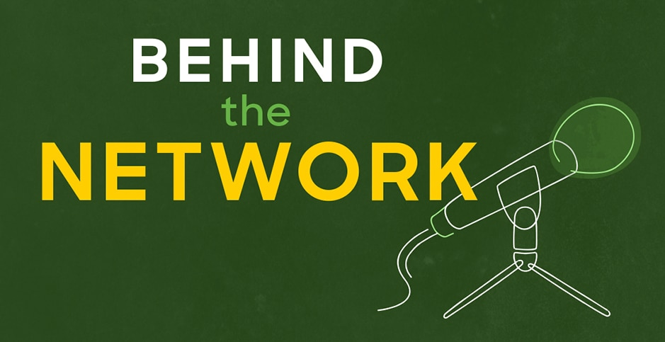 Behind the Network Graphic