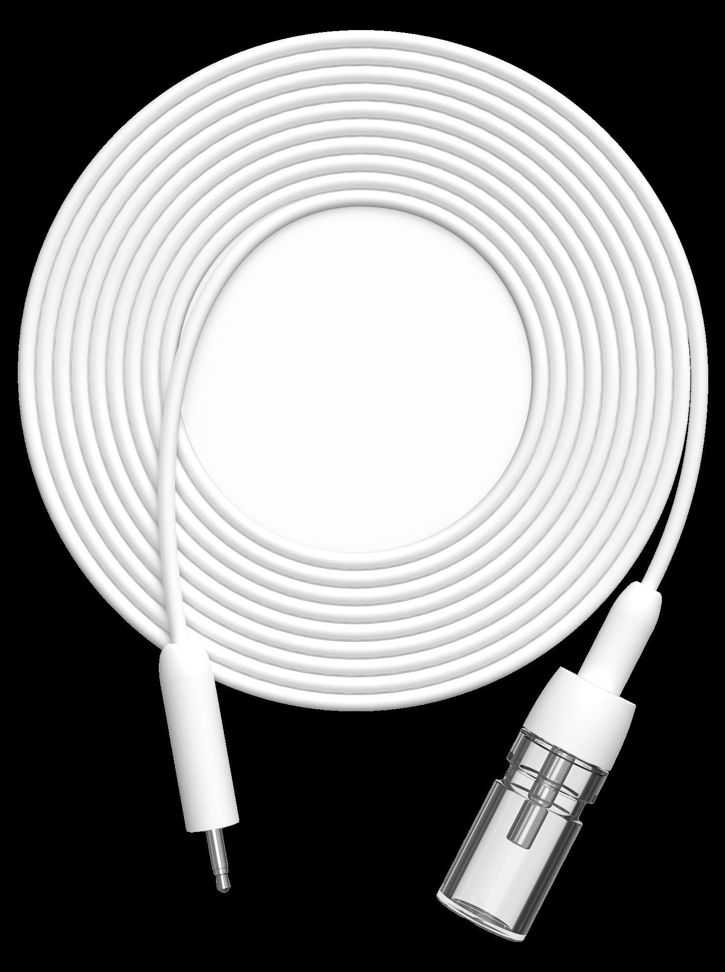 Glycol-Encased Temperature Probe